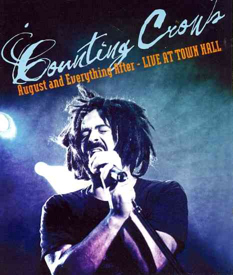 AUGUST AND EVERYTHING AFTER:LIVE FROM BY COUNTING CROWS (Blu-Ray)