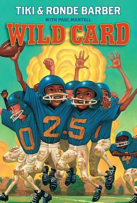 Wild Card By Barber, Tiki/ Barber, Ronde/ Mantell, Paul (CON)